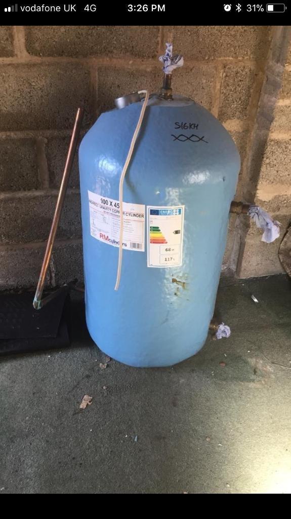 Hot water tank   in Chippenham, Wiltshire   Gumtree