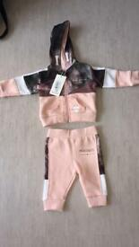 3m baby track suit