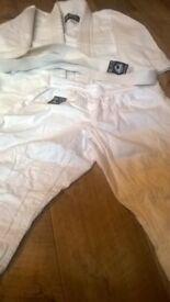 Blitz judo suit 0/130 (white)