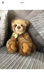 Collectable Charlie Bears - Cinders