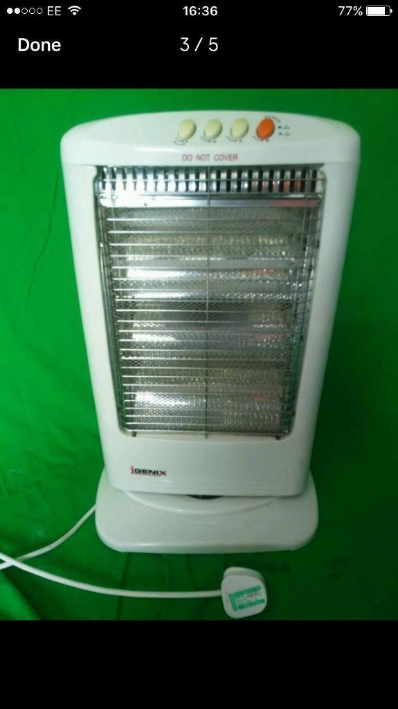 Portable heater FREE DELIVERY PLYMOUTH AREA