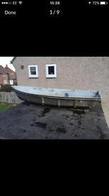 16ft boat mould