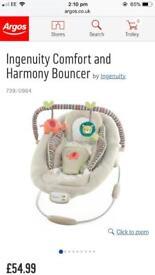 My harmony baby chair