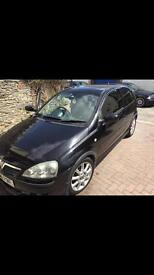 Vauxhall corsa exclusiv 1.4 twin port