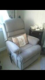 Sherbourne Recliner chair/ Electric