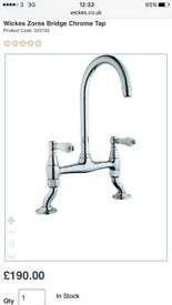 Wickes Zores bridge tap