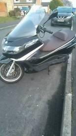 PIaggio X10 350