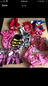 Jack Russell small dog clothes lots of outfits