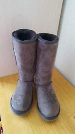 Ugg Shoes size 5! Great condition!