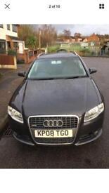Audi A4 Estate TDI