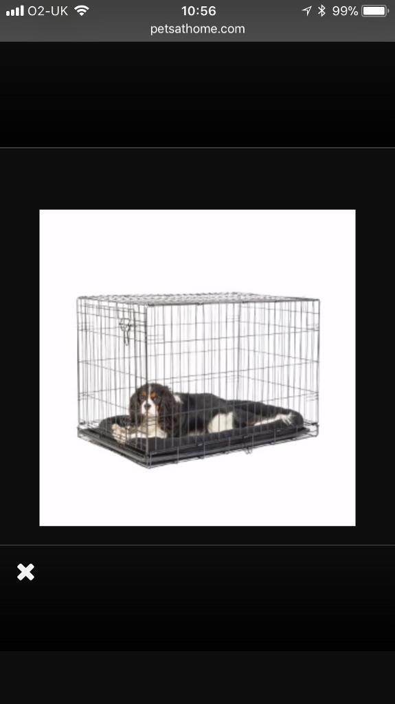 Brand New Dog/puppy crate