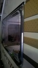2015 SWIFT CARAVAN WINDOWS INC BLINDS WITH FLY SCREENS VARIOUS sizes priced individualy