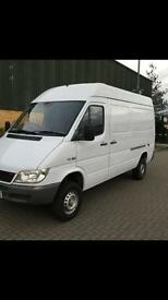 Reliable man with a van from £15ph