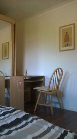 Double room fully furnished, £299 a month, from 15th june, ab12 5tt