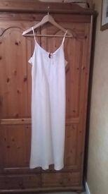 White Company night dress