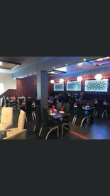 300 seater Indian restaurant for sale