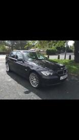 BMW E90 320d manual