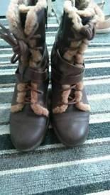 Ladies genuine ugg boots