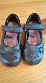 clarks 7f lights shoes