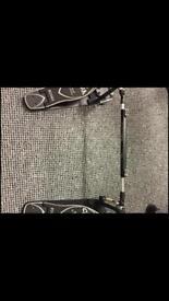 Iron cobra powerglide double pedal