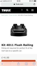 Thule 4011 rapid fitting kit