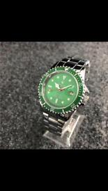 Rolex watch for men's and women's (any colour available )