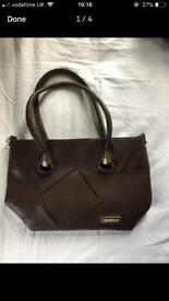 Brown Jimmy Choo Handbag