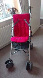 McLaren major elite disability buggy
