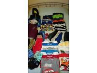 Clothes assortment 5-6 year boy