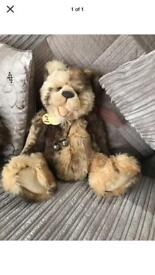 Collectable Charlie Bears - Tiff Toff