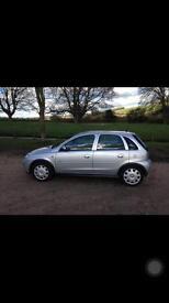 Vauxhall Corsa 2005 (Petrol/Auto Gas car)£1195