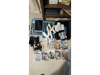 Nintendo Wii, games and extras