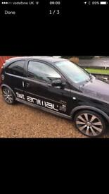 Vauxhall Corsa SXI + £1250 (offers welcome)