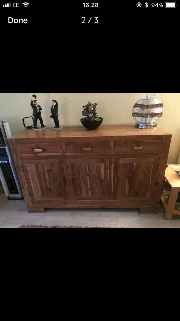 *Reduced* Sideboard
