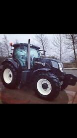 2013 Newholland T7.185 tractor (massey John Deere fiat ford)