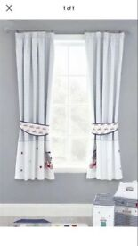 Next Baby boy Toodle Pip blackout curtains