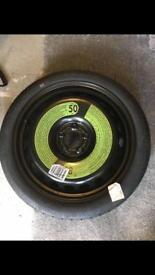 Spare wheel/space saver