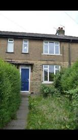 3 Bedroom house to let in bd6 3PF