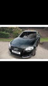 Audi A3 2.0 TDI Black Edition S Line