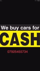 CARS WANTED INSTANT PAYMENT IN COLLECTION