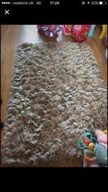 Long pile rug