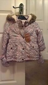 Toddler's Winter Coat
