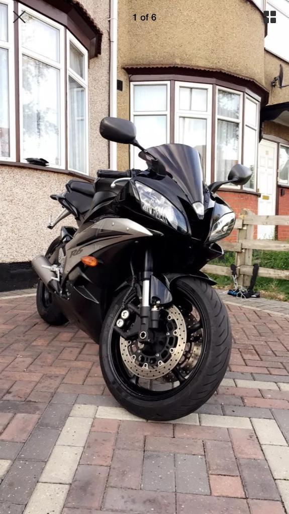 Yamaha R6 2007 ***Low Miles***