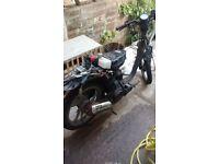 Italian Honda sky 50cc spares or breakers