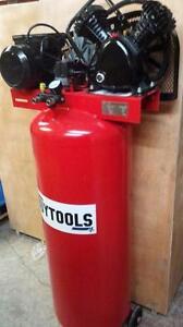Compresseur à air 50 Gallons 220V double pistons NOUVEAU PRIX!!!