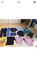 Girls bundle age 7-8