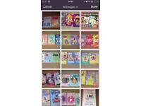 Massive girls book bundle rainbow fairy girls