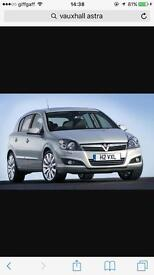 Vauxhall Astra spares and repairs