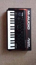 M audio axiom mini 32
