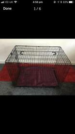 "42"" Xl Dog / puppies cage"